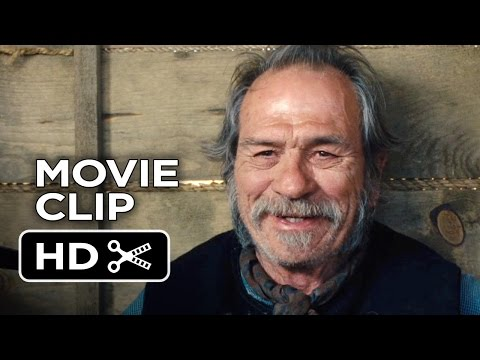 The Homesman Movie CLIP - Money (2014) - Tommy Lee Jones, Hilary Swank Western HD streaming vf