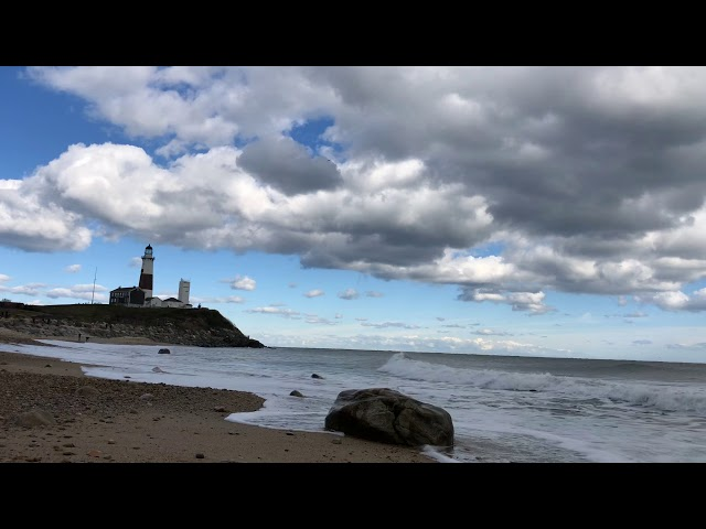 Montauk Point Timelapse