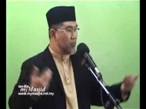 Dr Danial : Kuliah Tafsir Surah Al-Muzammil 1 hingga 9