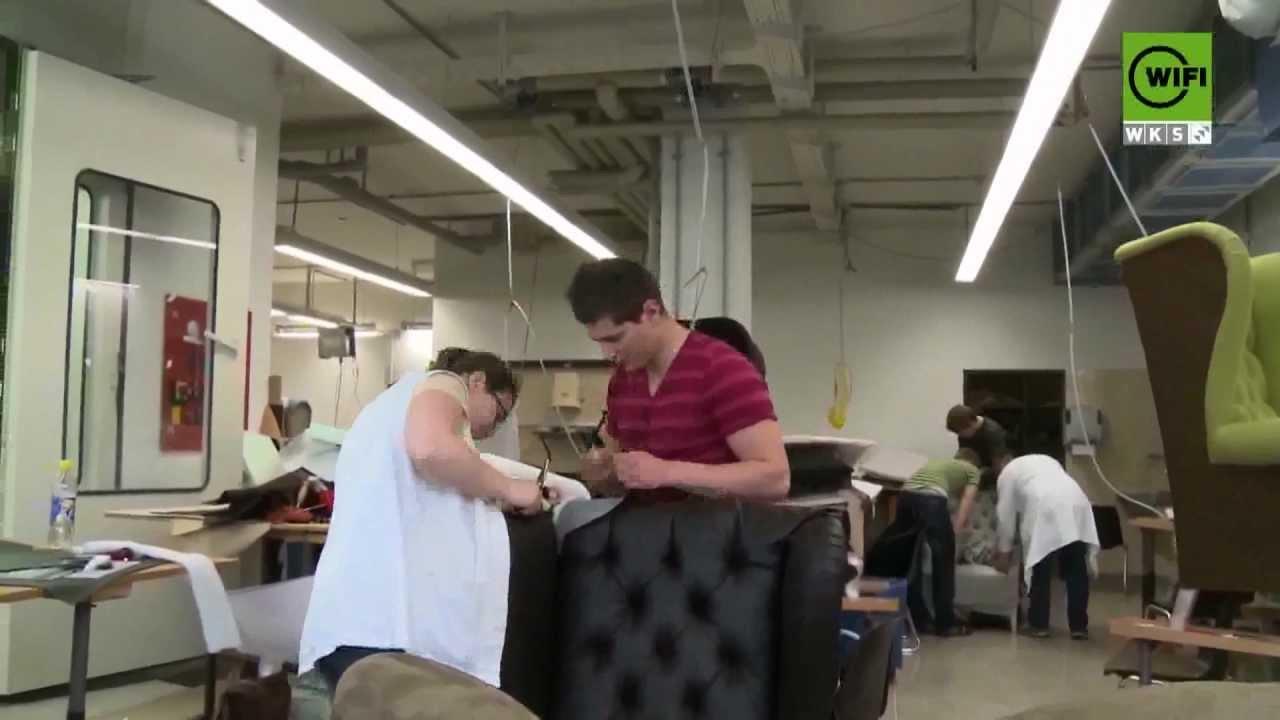 Raumdesignerakademie youtube for Tapezierer und dekorateur