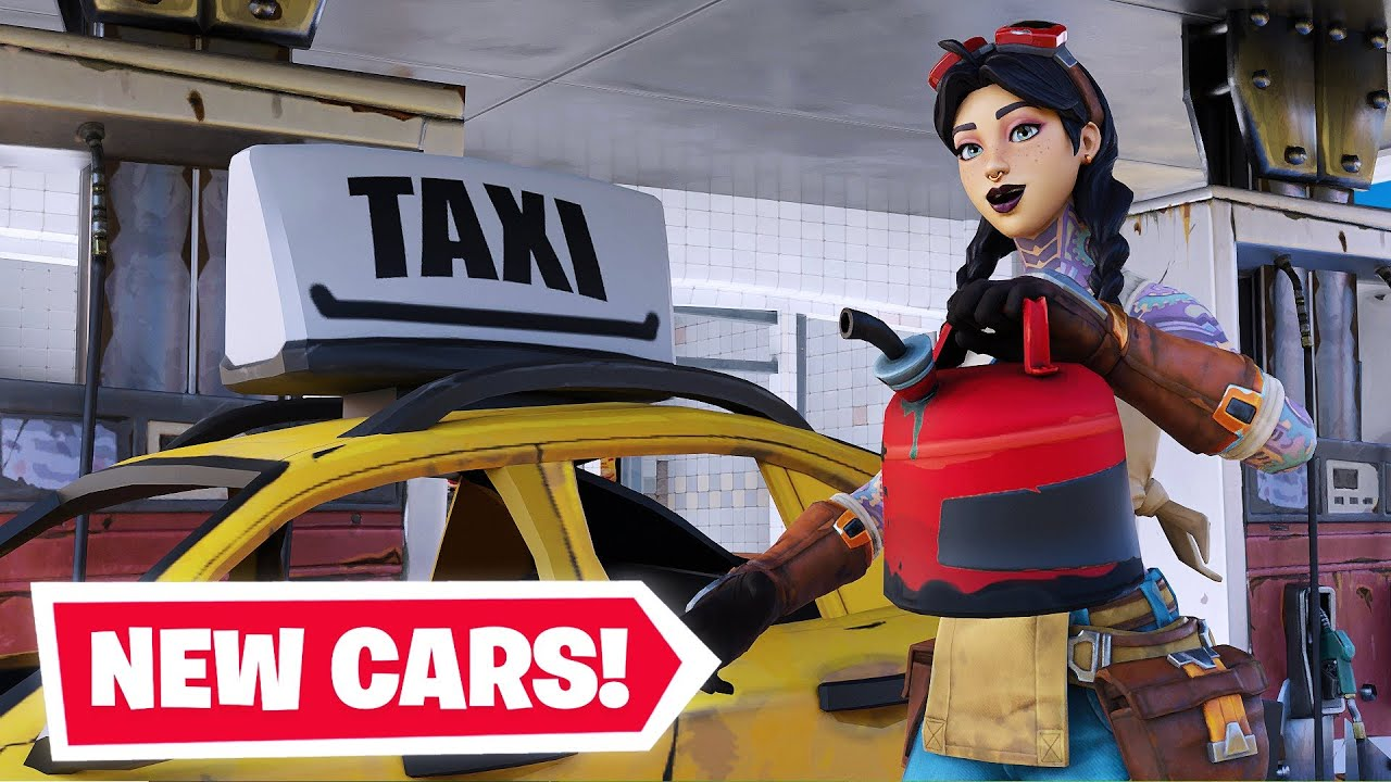 Fortnite Cars Limited Time Mode Date Leaked Essentiallysports