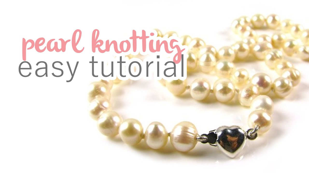 How to String Pearls foto