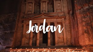Jordan - road trip through One Thousand and One Nights