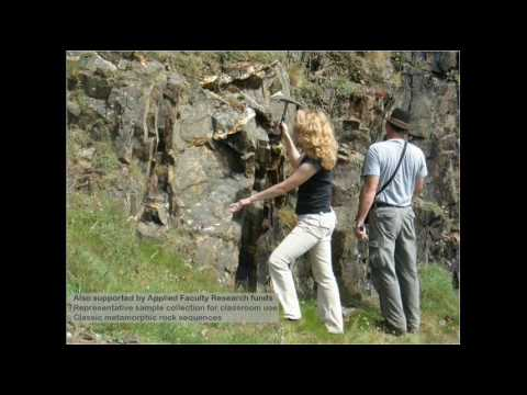 NWMSU Course: Field Geology of British Isles - Summer 2010