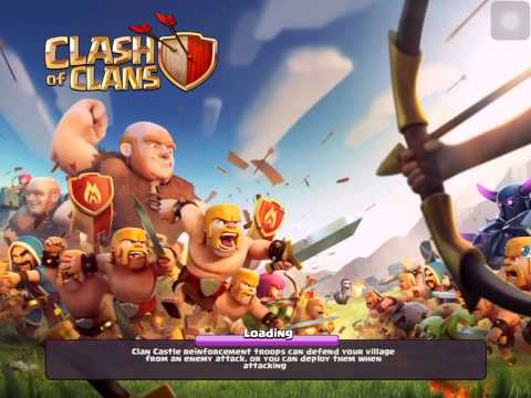 How to hack Clash of clans on IOS 8.4 with Cydia.