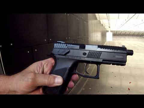 Kimber 45/CZ P07/Sig P365 at range today
