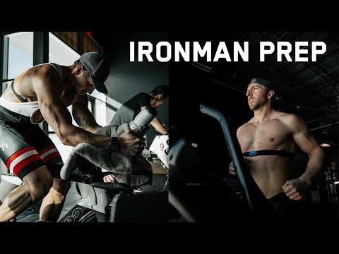 2 Bike Sessions + 1 Run A Day For Ironman Training | S2.E16