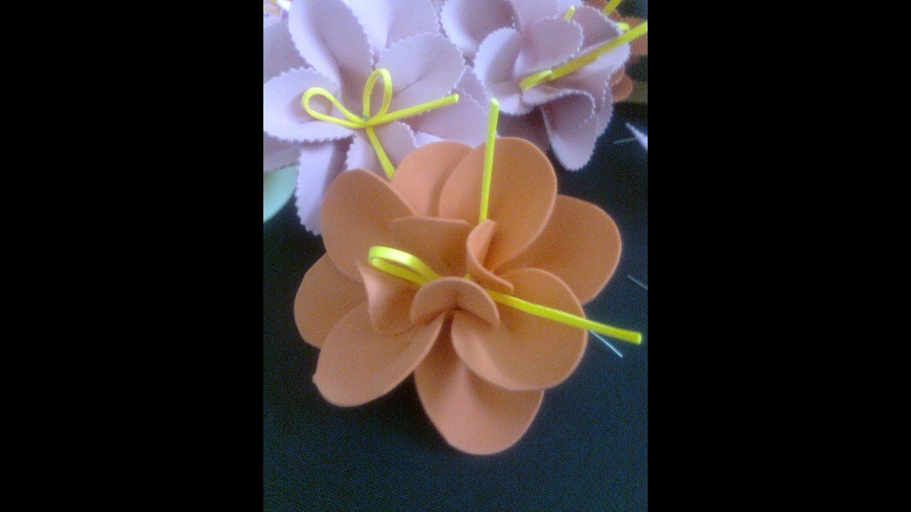 Video de flor - 4 4