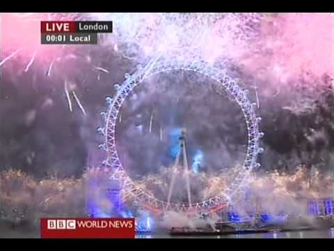 BBC World News | New Year in London (2012).