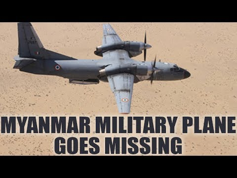 Myanmar military plane carrying 116 people went missing over Andaman Sea | Oneindia News
