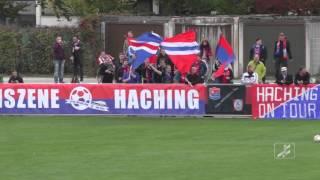 1 .FC Nürnberg - SpVgg Unterhaching (Regionalliga Bayern 15/16, 14. Spieltag)