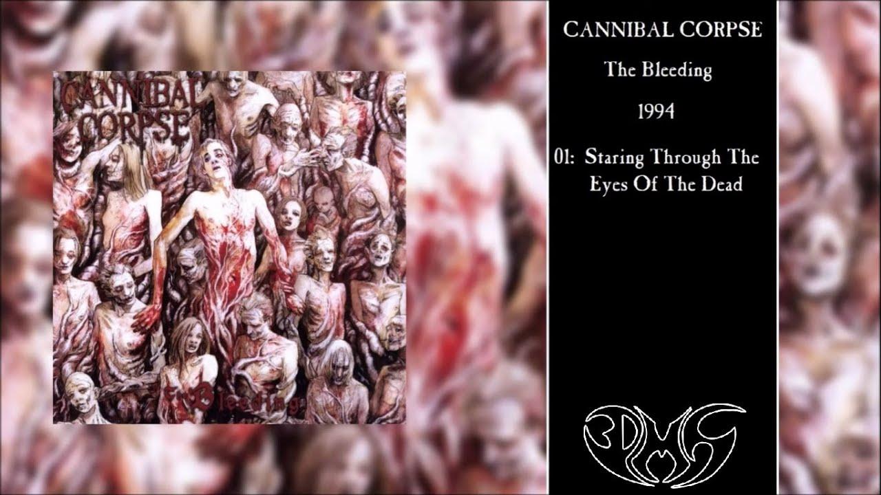 Download CANNIBAL CORPSE The Bleeding (Full Album) 4K/UHD
