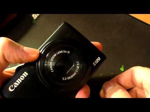 Canon PowerShot S120 Непростая малютка:)
