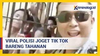 Download Video Berita Terbaru : Video Viral Polisi Joget Tik Tok Bareng Tahanan MP3 3GP MP4