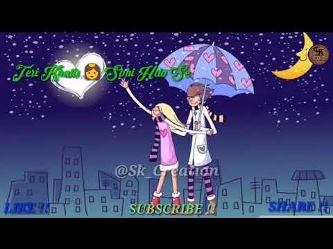 Chand 🌜 Taro ⭐️ Me Nazar Aaye    Whatsapp Status Video    Love Song, Sad Song    Sk Creation