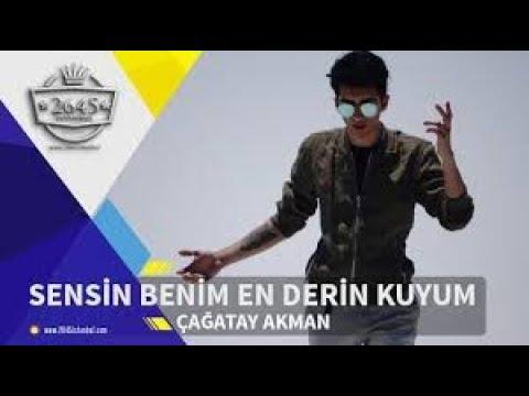 Sensin Benim En Derin Kuyum Cagatay Akman Dj Kantik Remix Mp3
