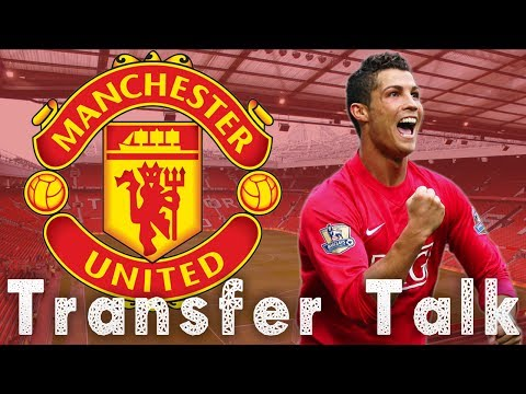 CRISTIANO RONALDO TO MANCHESTER UNITED | TRANSFER TALK