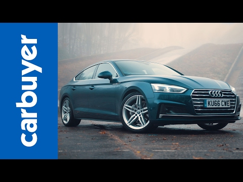 Audi A5 Sportback hatchback review 2017 - Carbuyer