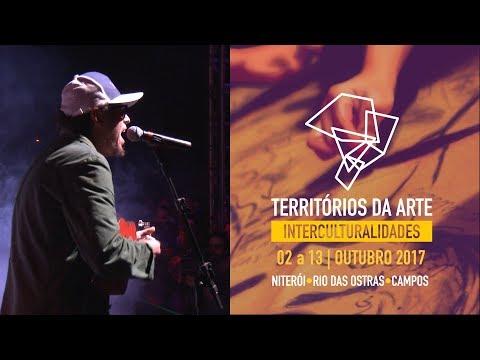 Show do Mundo Livre S/A no Evento Territórios da Arte - Interculturalidades 2017