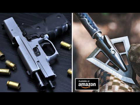 Best Survival Gadgets and Crazy products Available on Amazon || Survival Gadgets in Hindi