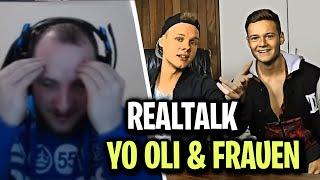 Frauentalk mit Inscope & UnsympathischTV + Meinung zu Yo Oli Verhaftung   Livestream Highlights