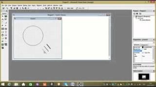 tutorial membuat aplikasi jam analog