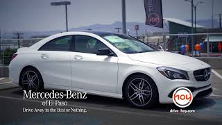Mercedes-Benz of El Paso - Luxury Cars: Sedans, SUVs, Coupes, Convertibles & Luxury Car Service