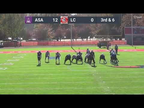 ASA College Brooklyn Avengers vs Louisburg College 2018 Highlights