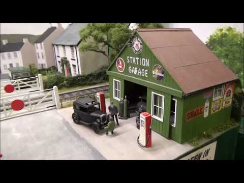 Egham & Staines Model Railway Society Exhibition 2018
