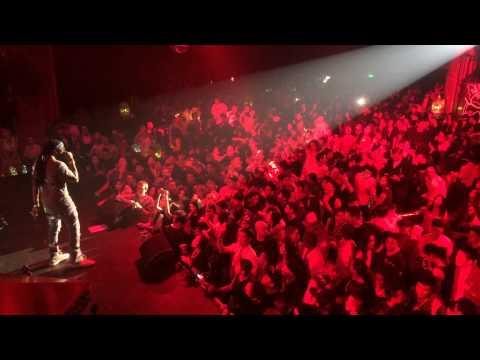2 CHAINZ performing live in Macau, China