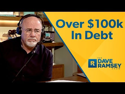 I Have Over $100,000 In Debt!