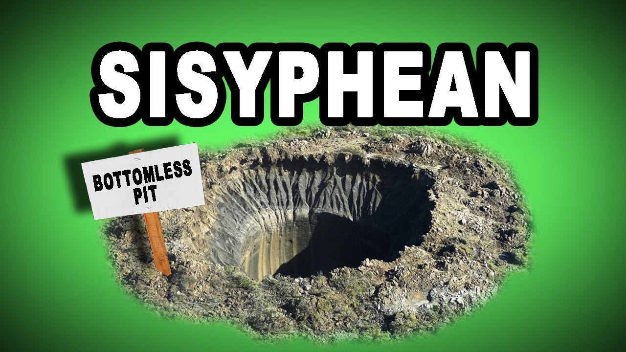 Sisyphean work: the meaning and origin of the ancient idiom 38