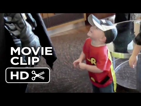 Batkid Begins Movie CLIP - You Better Get Dressed (2015) - Documentary HD