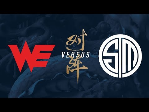 WE vs. TSM | Group Stage Day 7 | 2017 World Championship | Team WE vs TSM