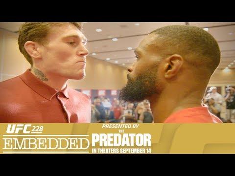 UFC 228 Embedded: Vlog Series - Episode 5