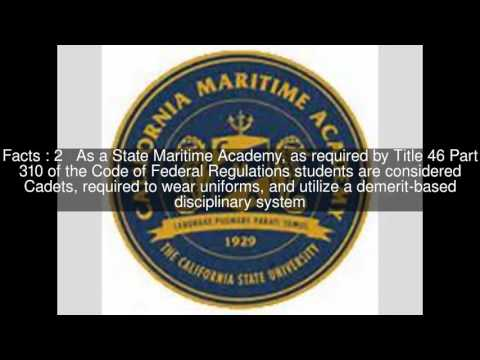 California Maritime Academy Corps of Cadets Top  #5 Facts