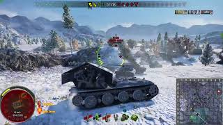 World of Tanks Console Waffentrager auf E 100 - 12,100 Damage 3rd MOE Gameplay Ace Tanker