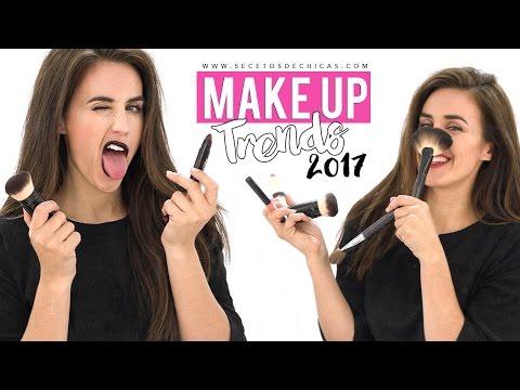 Make up trends 2017