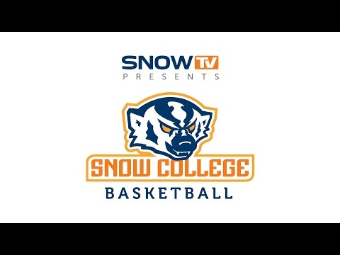 Mens Basketball: Snow College vs. Central Wyoming College 11-20-2015