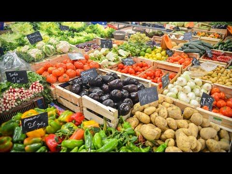 Learn Name Of Vegetables (भाज्यांची नावे) मराठी