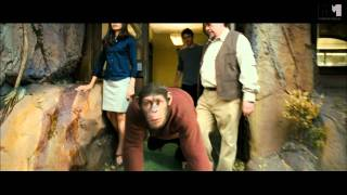 Rise Of The Planet Of The Apes | Clip Goodbye (2011) SDCC Andy Serkis