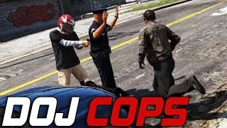 Video Dept. of Justice Cops #133 - Cop Abduction (Criminal) download MP3, 3GP, MP4, WEBM, AVI, FLV November 2017