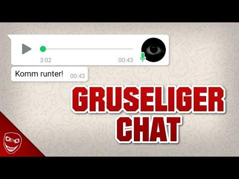 Die gruseligsten WhatsApp