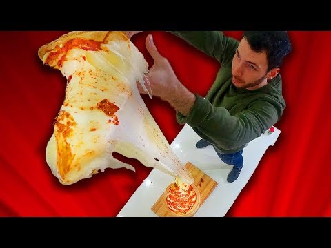 Cheesiest Pizza - Epic Meal Time