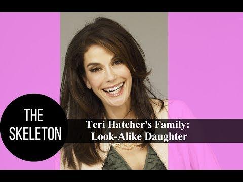 Teri Hatcher's Family: LookAlike Daughter