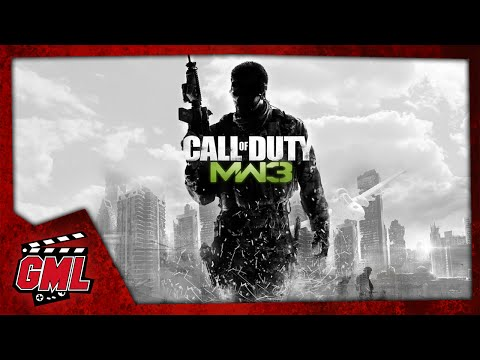 CALL OF DUTY : MODERN WARFARE 3 - FILM COMPLET EN FRANCAIS
