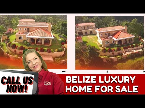 Belize Luxury Home For Sale