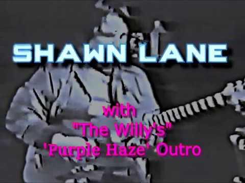 Shawn Lane & Willys - Purple Haze Outro