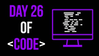 Day 26 of Code: Testing PT.  1! Unit Testing + Specifications + Test Your Binary Search Tree!