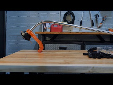 How to Rewind the Spool on the STIHL AutoCut® C 6-2